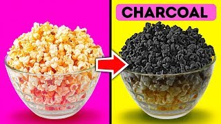31 WEIRD FOOD HACKS YOU NEVER KNEW YOU COULD DO