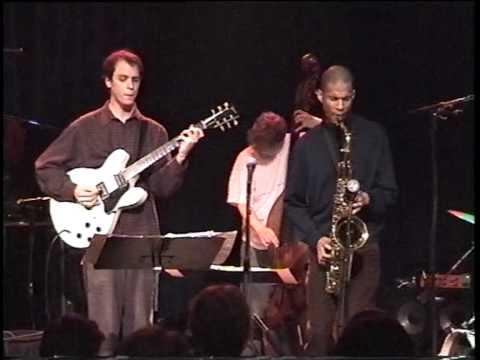 Kurt Rosenwinkel - Mark Turner Group - Copenhagen JazzHouse -  21-02-2001