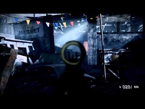 Medal Of Honor Warfighter (Isabela, Philippines Mission) Part 1 (Ultra Setting)