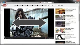 Como tirar barras pretas laterais em seus vídeos do YouTube