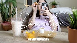 Aü Daily|自製鮮奶麻糬🍼、柳橙氣泡飲🍊、小小room tour🏠