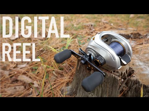 Japanese Casting Reel With A Digitial Chip? --Unboxing/Review