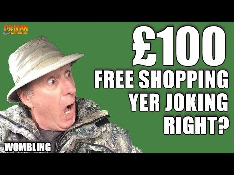 WOMBLING: £100 FREE SHOPPING WITH A SINGLE APG VOUCHER