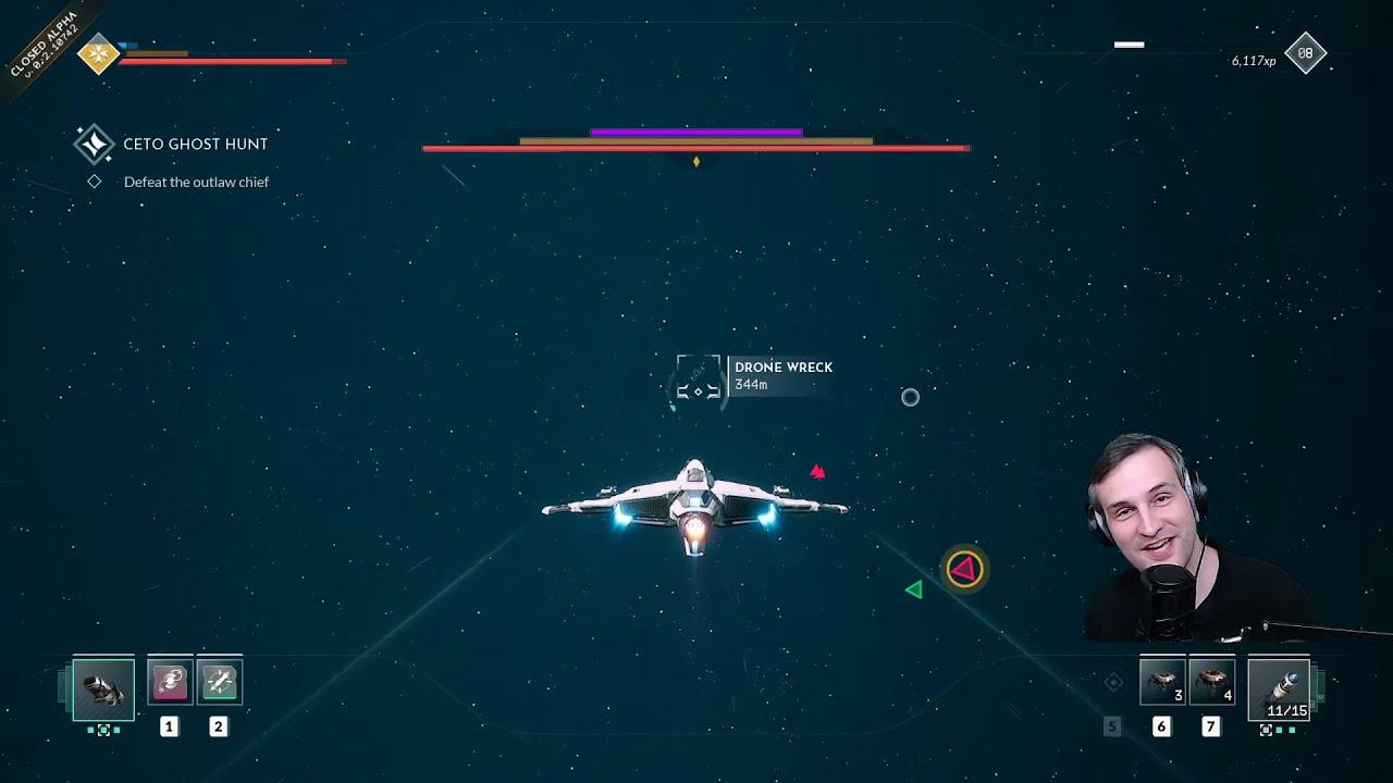 [EN] EVERSPACE 2 Improvements/Features to UI, AMA, Exploring more Alpha Content