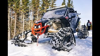 Can-am Back Country LT Track Kit