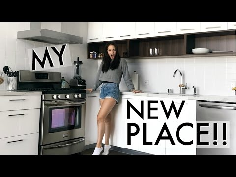 MOVING INTO MY OWN PLACE!!