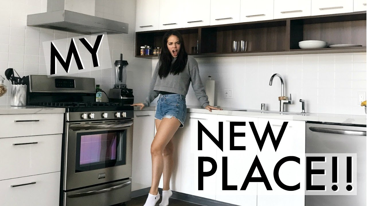 moving into my own place youtube. Black Bedroom Furniture Sets. Home Design Ideas