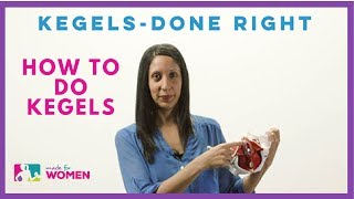 Prolapse Tip: How to do Kegels