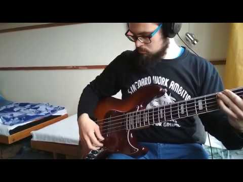 Sire Marcus Miller V7 demo with Aguilar AG 5J-60 60's era jazz bass pickups
