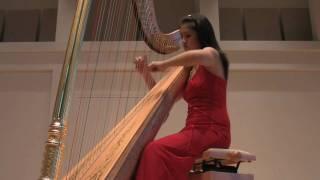 Yi-Yun Loei, Harp - Contemplation by Henriette Renié