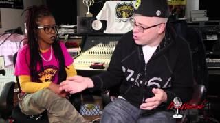 MSWHOOSHNOTU INTERVIEW SERIES - HOT 97 MASSIVE B NEW YORK BROOKLYN