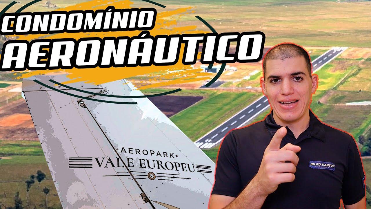 [VLOG] Conhecendo o condomínio aeronáutico VALE EUROPEU