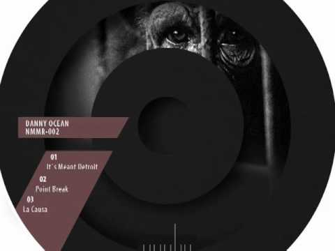 "Danny Ocean_It`s Meant Detroit (12"") NO MORE MEAT 002"