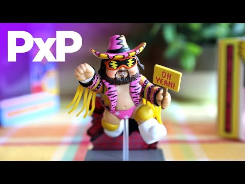 Garbage Pail Kids x WWE is the most epic '80s collectible mashup! | A Toy Insider Play by Play