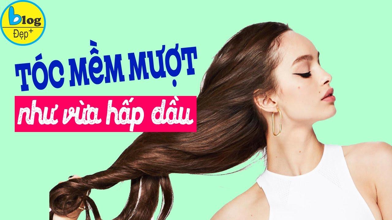 Top 7 cách làm tóc mềm mượt tại nhà cực đơn giản | Tóm tắt các tài liệu nói về cách làm mềm tóc nam chi tiết
