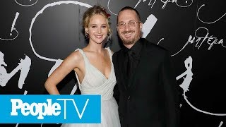 Jennifer Lawrence On 'mother!'s' Meaning, Darren Aronofsky Gushes Over Her Performance  Peopletv