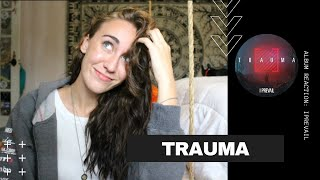I Prevail- Trauma Album Reaction