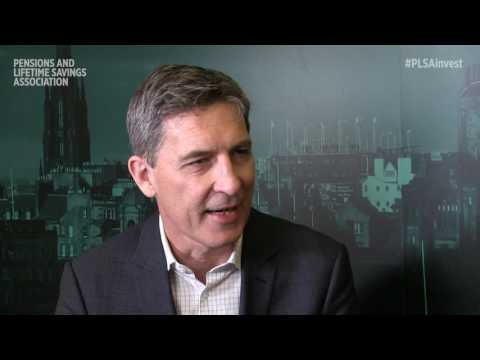 PLSA Interview with Graham Vidler