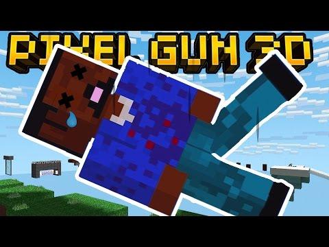 HELLO DARKNESS MY OLD FRIEND!!  Pixel Gun 3D