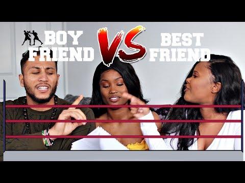 BOYFRIEND vs BESTFRIEND  Who Knows Me better  PT2
