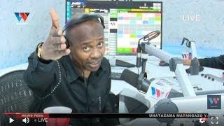 #LIVE : SPORTS COURT NDANI YA WASAFI FM  (JAN 24, 2020)