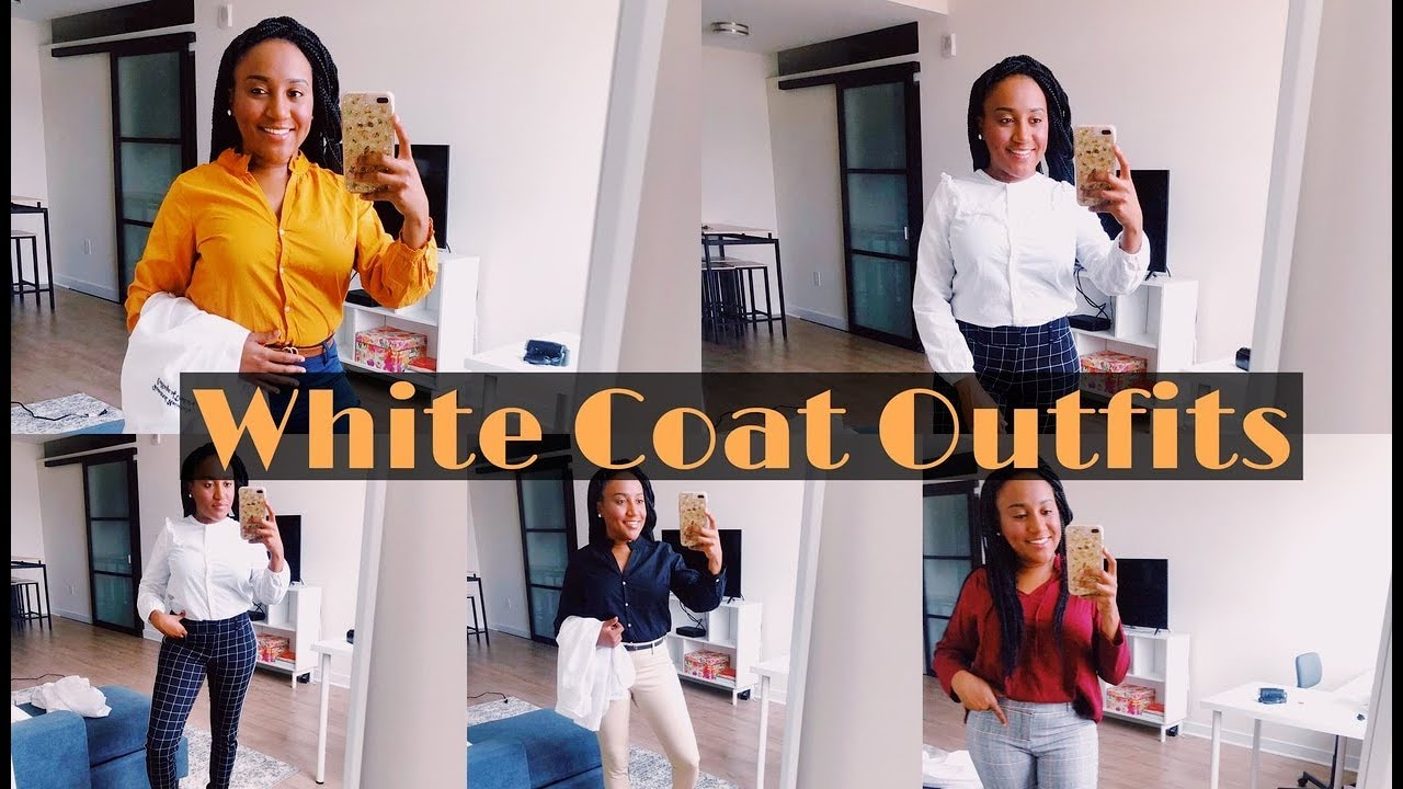 [VIDEO] - Easy, Simple White Coat Outfits | The Dental League 4