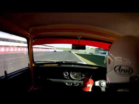 Mini cooper s 1071 at v lerbanen 2009 doovi for Garage mini pau