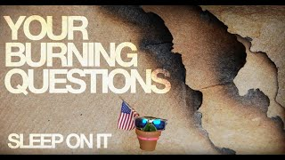 Burning Questions: Sleep On It feat. Craig | Hot Topic