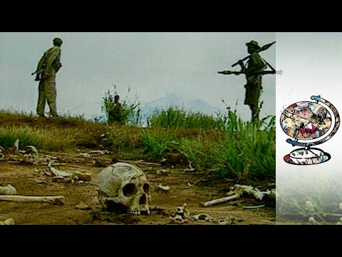 The Child Soldiers Fighting Africa's Forgotten War