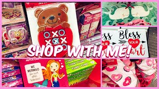 Shop With Me | Dollar Tree | Valentine's Day | December 28, 2018