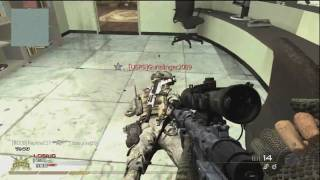 One of Hutch's most viewed videos: Potentially the Worst Modern Warfare 2 Clip Ever