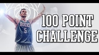 NBA 2K13 100 Point Challenge #6 - JJ Redick