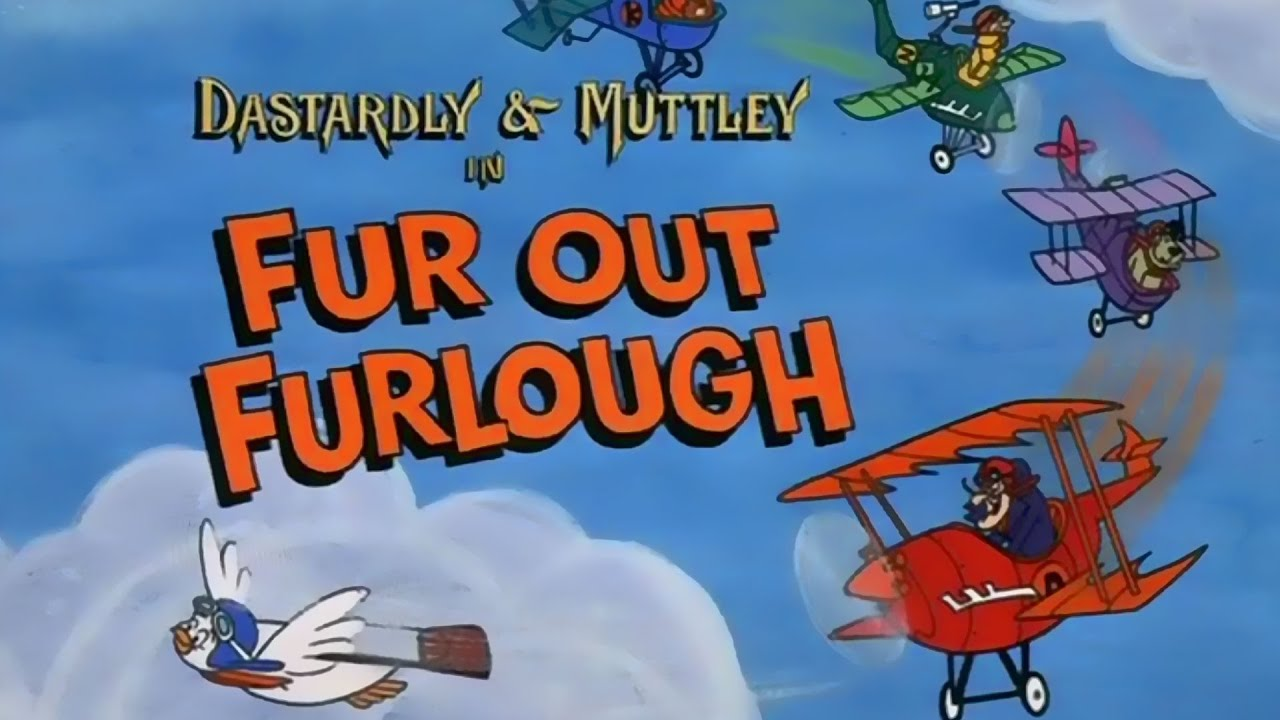 Download Ep 01 Part 1 Eng | Dastardly & Muttley in their Flying Machines