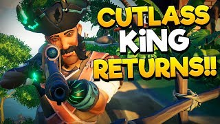 The CUTLASS KING RETURNS!! - Exciting !schedule THIS WEEK!! - Sea of Thieves LIVE 🔴