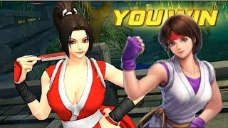 拳皇:群星 96篇(1) 新生美女隊 KOF ALLSTAR 格鬥天王