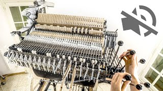 How the Muting System Works - Marble Machine X #112