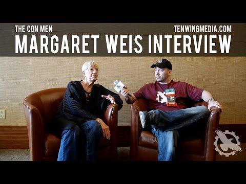 Ten Wing Media Interviews Margaret Weis (2015)
