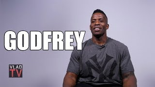 Godfrey on Terry Crews Wanting to End Toxic Masculinity by Slapping DL Hughley (Part 2)