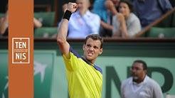 Paul-Henri Mathieu vs John Isner - 2e tour | Roland-Garros 2012