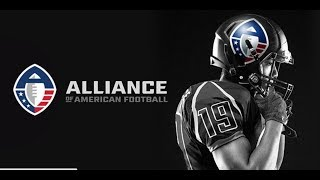 Alliance of American Football EXPLAINED!!