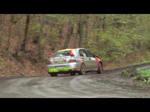 23 Rally Presov 2017 - Pravda / Krajca - Mitsubishi Lancer Evo | MaxxSport |