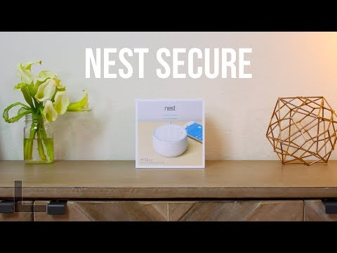 Nest Secure: Best Smart Home Security System!