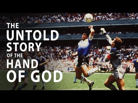 Maradona's 'Hand of God' Was More Than Just A Goal…