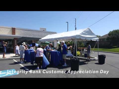 Integrity Bank Customer Appreciation Day