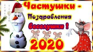 Новогодние частушки с юмором и приколом крысы в новый год 2020