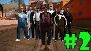 GTA SA ROLEPLAY#2 (MAFIA IS INFECTED)