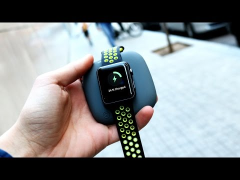 ULTIMATE POWER BANK FOR APPLE WATCH