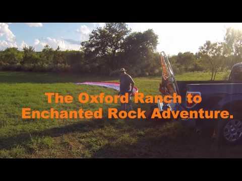 Oxford Ranch to Enchanted Rock Adventure