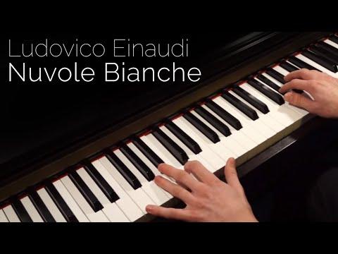 Ludovico Einaudi - Nuvole Bianche - Piano [HD]