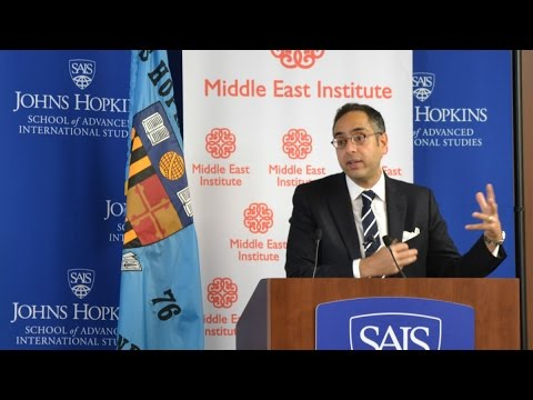 "Tarek Masoud on ""The Arab Spring: Pathways of Repression and Reform"""
